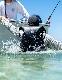 ウェットバックパック CREATURE クリエーチャー DRY LUGGAGE - S-LOCK DRY BAG 35L ウェットバッグ ドライラゲッジ エスロック ウエットスーツバッグ サーフィン アウトドア 釣り