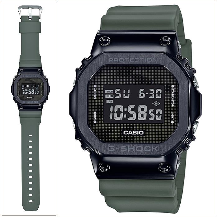 G-SHOCK ジーショック 腕時計 ウォッチ GM-5600B-3JF Gショック デジタル時計 CASIO カシオ ジーショック メンズ