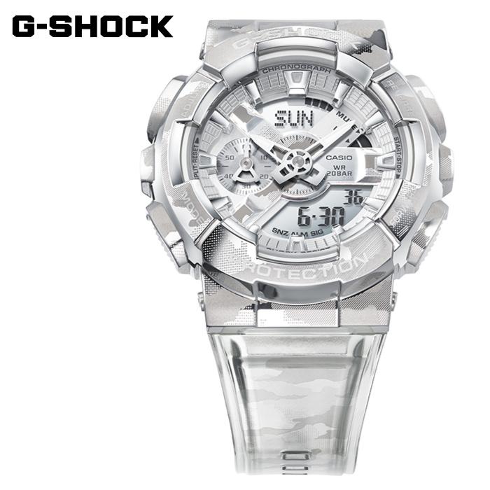 G-SHOCK ジーショック 腕時計 ウォッチ GM-110SCM-1AJF Gショック アナログ時計 デジタル時計 CASIO カシオ メンズ 誕生日 クリスマス プレゼント