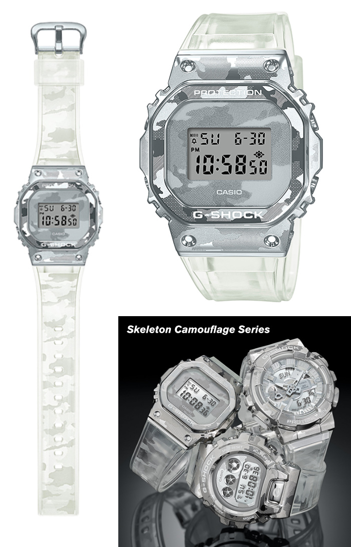 G-SHOCK ジーショック 腕時計 ウォッチ GM-5600SCM-1JF Gショック デジタル時計 CASIO カシオ メンズ 誕生日 クリスマス プレゼント