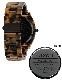 NIXON ニクソン 腕時計 THE TIME TELLER ACETATE - Tortoise - A327-646 タイムテラーアセテート トートイズ アナログ時計 べっ甲 100M/10気圧防水 レディース 誕生日 クリスマス プレゼント