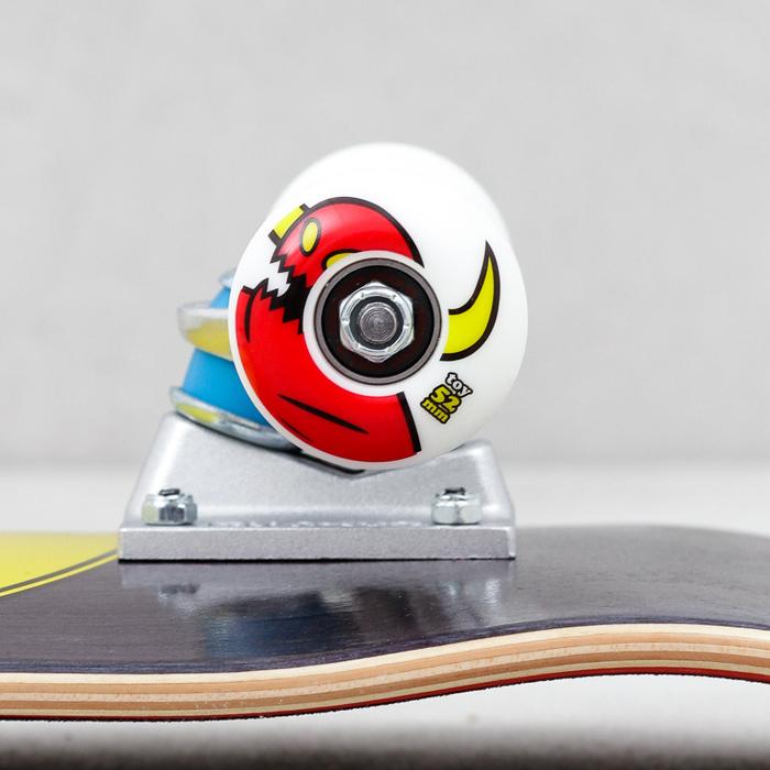 """スケボー コンプリート スケートボード TOY MACHINE トイマシーン VENDIAGRAM 7.75"""" ストリート トリック 大人用 誕生日 クリスマス プレゼント"""