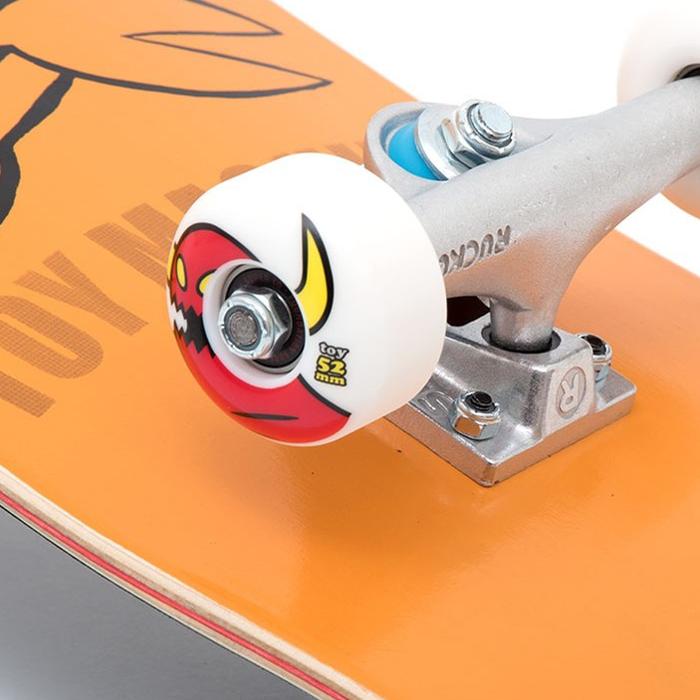 """スケボー コンプリート スケートボード TOY MACHINE トイマシーン BORED SECT 7.875"""" ストリート トリック 大人用 誕生日 クリスマス プレゼント"""