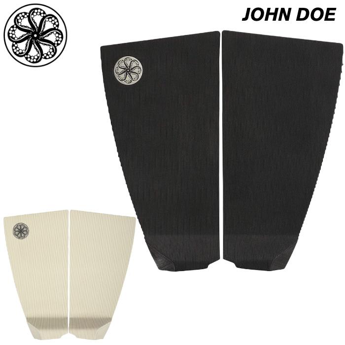 デッキパッド OCTOPUS オクトパス JOHN DOE ジョンドゥ 2ピース ショートボード用 デッキパッチ デッキパット サーフィン