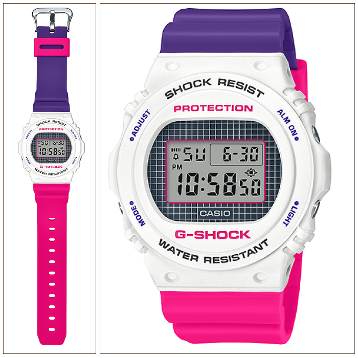G-SHOCK ジーショック 腕時計 ウォッチ DW-5700THB-7JF Gショック デジタル時計 CASIO カシオ ジーショック メンズ