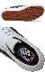 VANS バンズ ヴァンズ スニーカー ローカット (VN0A5FCHKIG) SKATE LAMPIN - MARSHMALLOW/BLACK スケートランピン マシュマロホワイト メンズスニーカー スケートシューズ スケシュー 靴 男性用