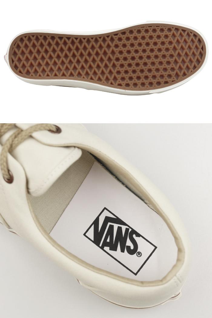 VANS バンズ ヴァンズ スニーカー ローカット (VN0A2RR11VE) ERA 95 DX - (Anaheim Factory) WHITE/TAN エラ アナハイムファクトリー ホワイト メンズスニーカー スケートシューズ スケシュー 靴 男性用