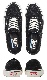 VANS バンズ ヴァンズ スニーカー ローカット (VN0A3MU642I) (RIPSTOP MESH) AUTHENTIC SF - BLACK/MARSHMALLOW オーセンティック ブラック メンズスニーカー スケートシューズ スケシュー 靴 男性用