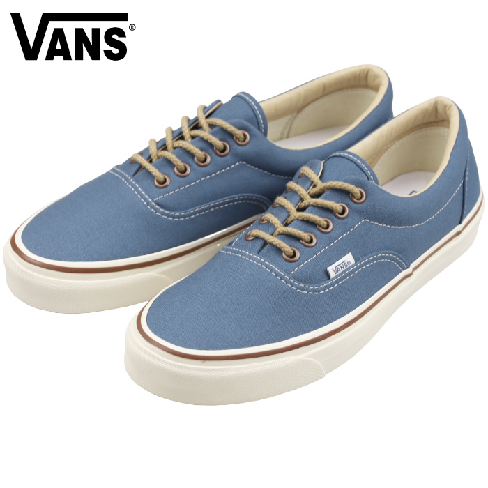 VANS バンズ ヴァンズ スニーカー ローカット (VN0A2RR11V2) ERA 95 DX - (Anaheim Factory) NAVY/TAN エラ アナハイムファクトリー ネイビー メンズスニーカー スケートシューズ スケシュー 靴 男性用