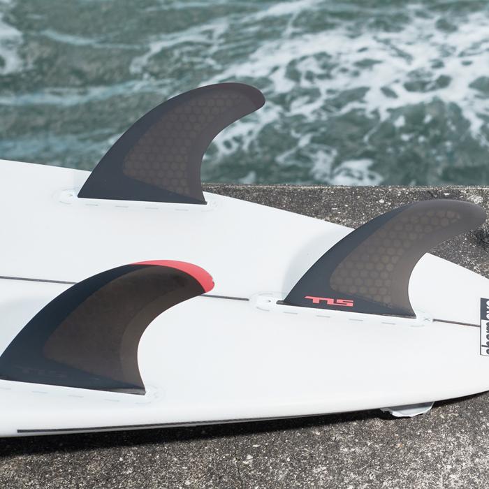 ショートボード用フィン TOOLS FIN ツールスフィン トゥールス TYPE-C HONEYCOMB タイプC FUTURES FIN フューチャーズフィン トライフィン 3フィン サーフィン