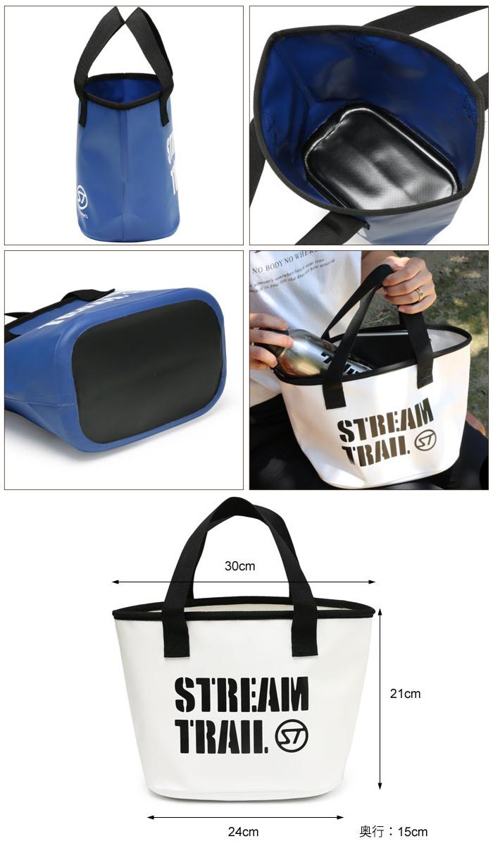 StreamTrail ストリームトレイル 防水バッグ BLOW MINIサイズ ブロー ブロウ ミニサイズ トートバッグ アウトドア ピクニック ミニバッグ エコバッグ