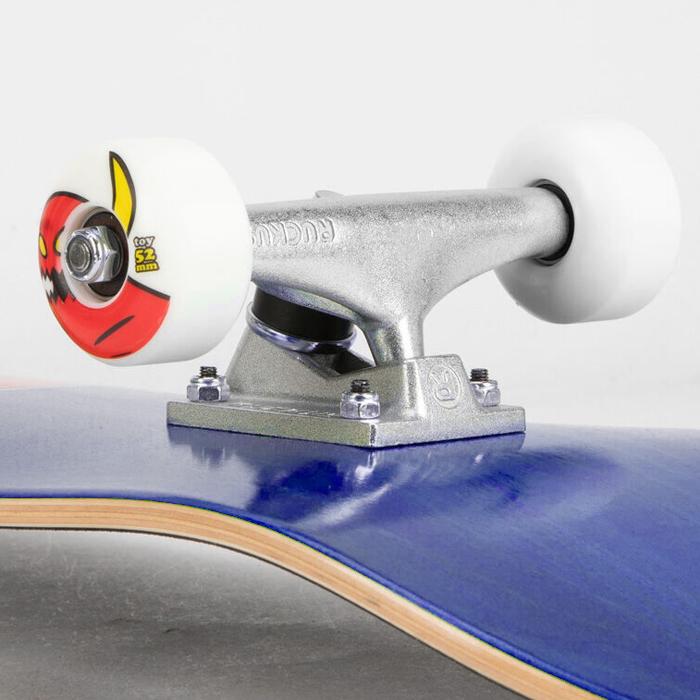 """スケボー コンプリート スケートボード TOY MACHINE トイマシーン MONSTER 7.375"""" ストリート トリック キッズ用 子供用 誕生日 クリスマス プレゼント"""