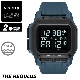 NIXON ニクソン 腕時計 THE REGULUS - Dark Slate - A1180-2889 レグルス ダークスレート デジタル時計 100M/10気圧防水 メンズ サーフィン アウトドア 誕生日 クリスマス プレゼント