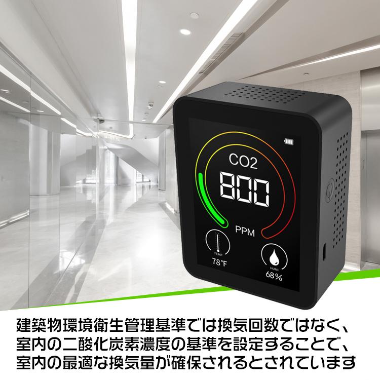 空気モニター ny353
