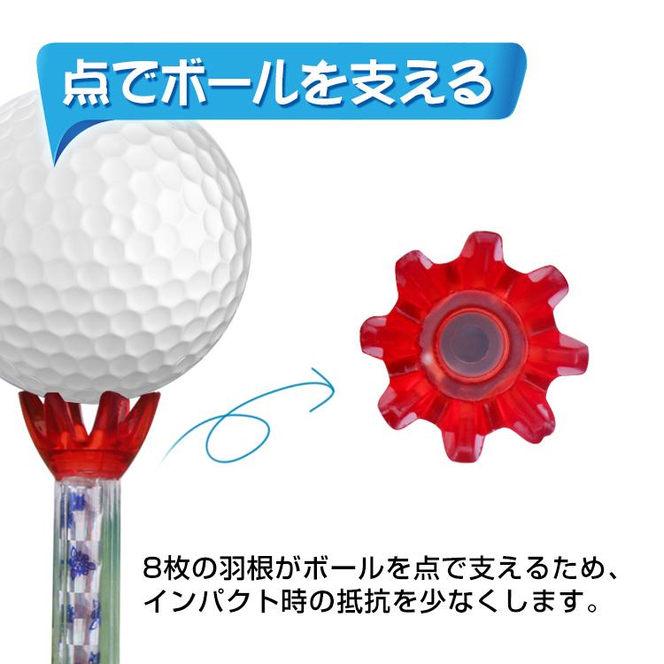 ゴルフティー3本セット od419