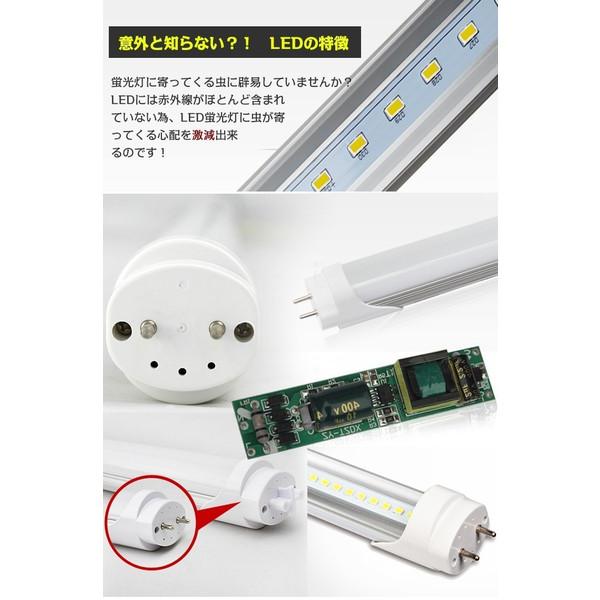40形LED蛍光灯10本セット sl015-40