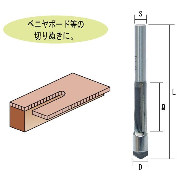 トリマ用超硬1段フラッシュ TR-5