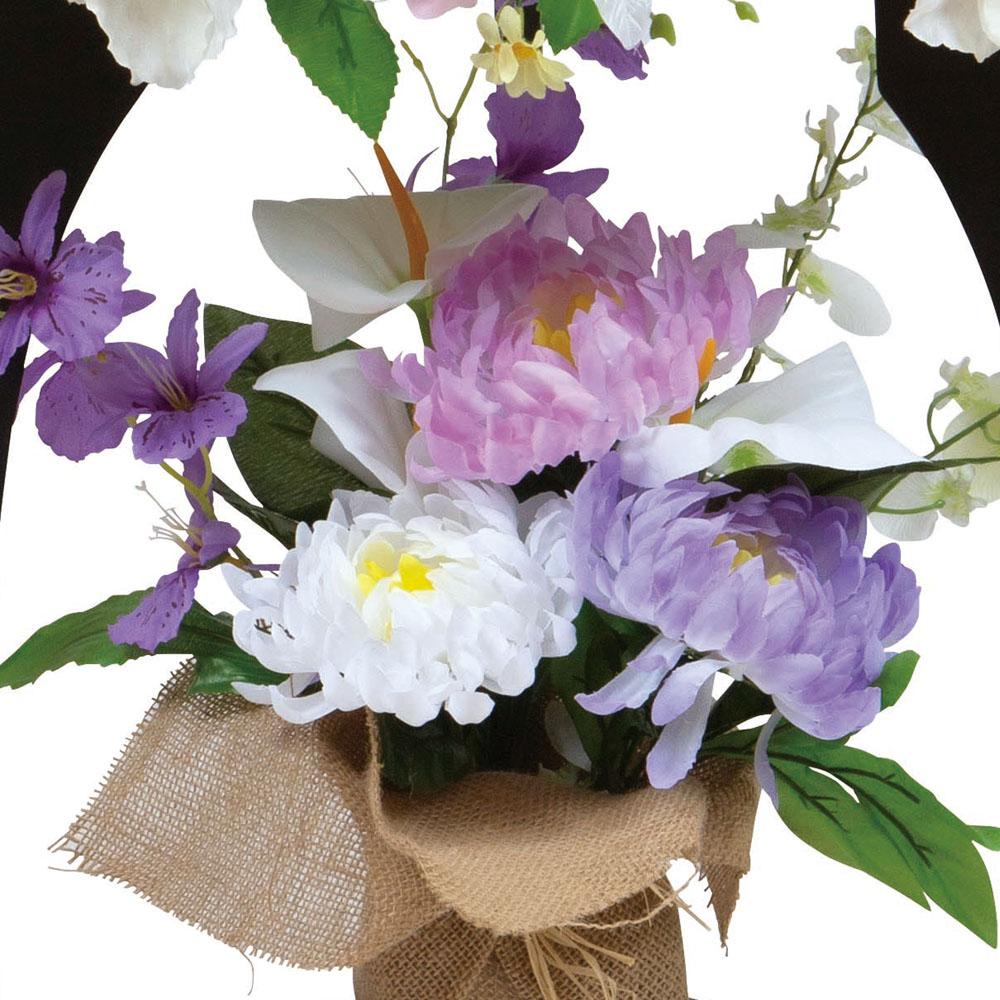 籠 盛 【MT-100】造花(アレンジフラワー)