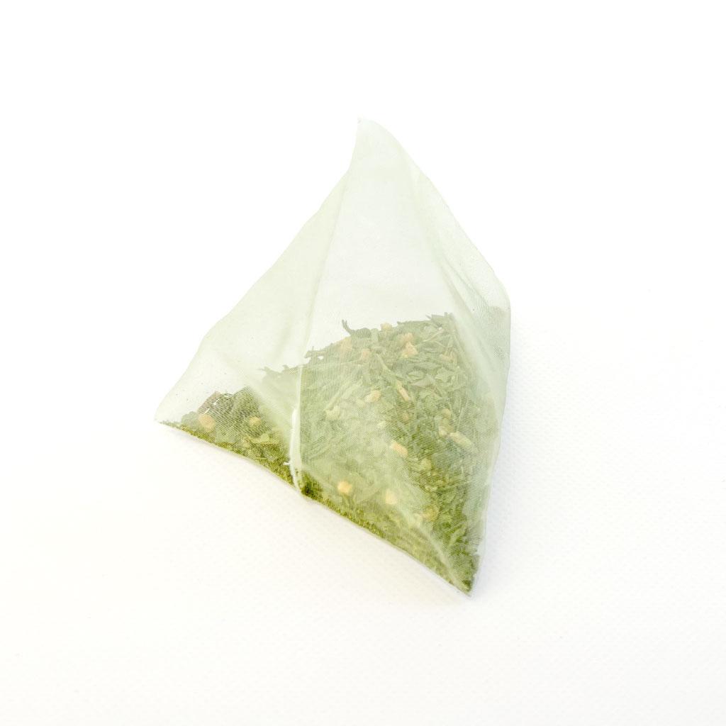 業務用玄米茶ティーバッグ20号 500g