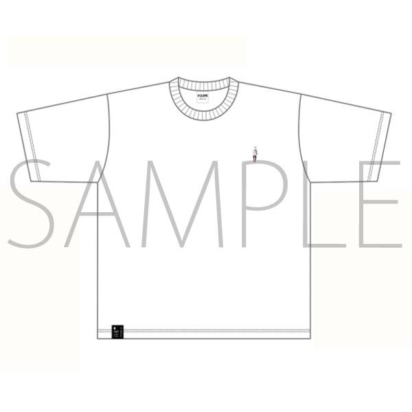 呪術廻戦 刺繍Tシャツ 伏黒恵