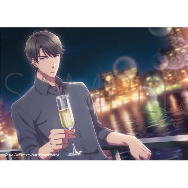 恋とプロデューサー〜EVOL×LOVE〜 ブロマイド付フォトフレーム ゼン