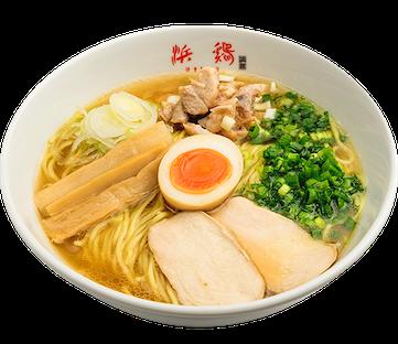 【鳥藤本店】浜鶏(はまどーり)ラーメンセット