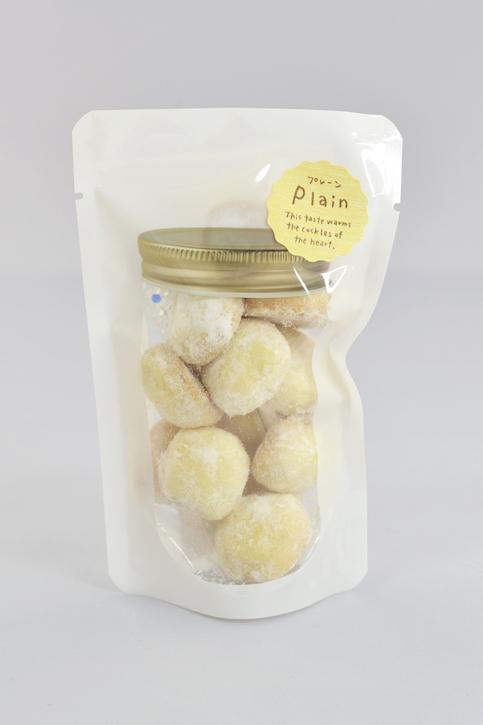 【ベーシック憩】ひとくちクッキー「うさぎのしっぽ」5種セット