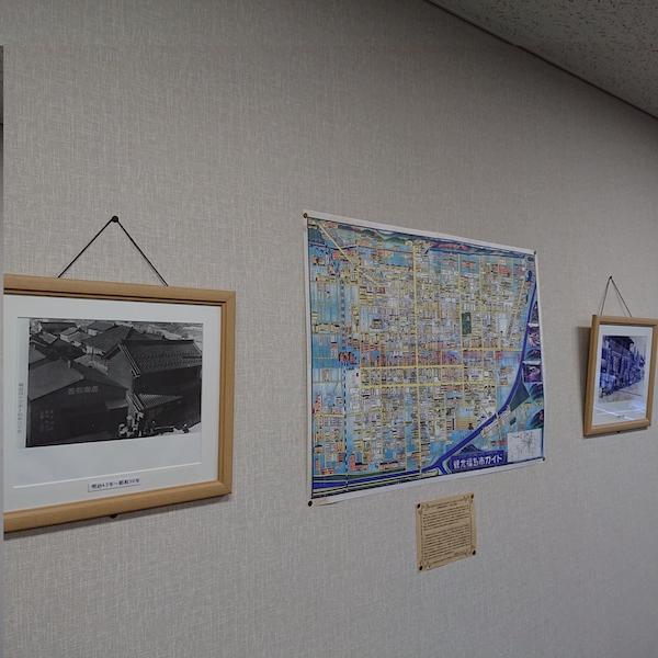 【福島まちづくりセンター】昭和30年の観光福島市ガイド