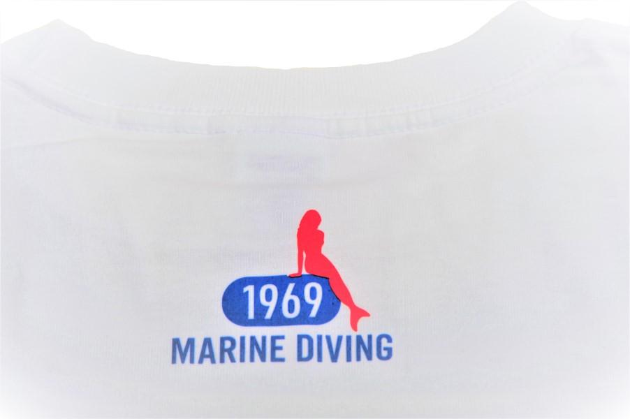 「マリンダイビング」オリジナルTシャツ