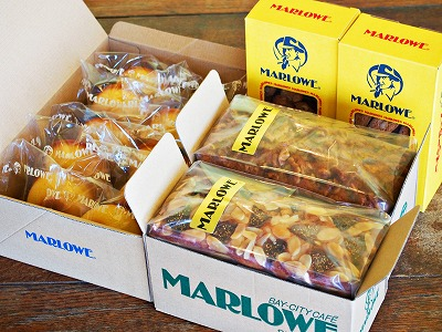 マーロウ焼き菓子セット
