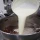 アメ色陶器入り生チョコレート