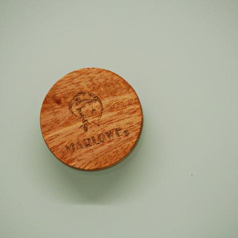 世界3大銘木 チークのマグネット