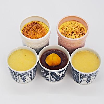ひんやり陶器5個セット
