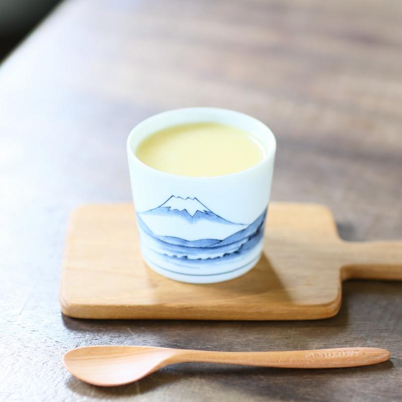 湘南潮彩レモンとはちみつのブリュレプリン