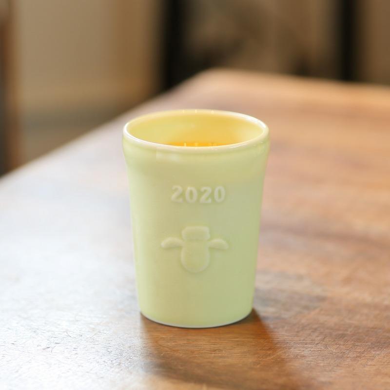 2020年 ひつじのショーン陶器プリン