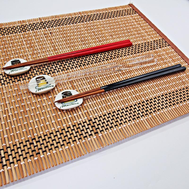 箸置き(プリン)3個セット