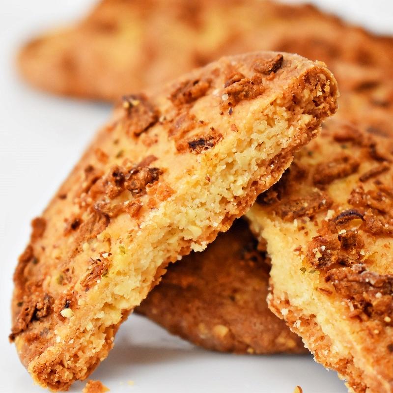 オニオンチーズクッキー
