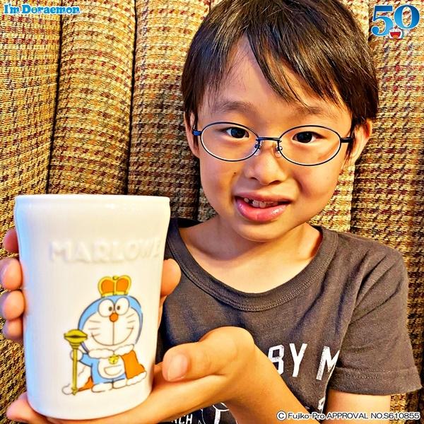 ドラえもん50周年記念陶器プリン 第一弾