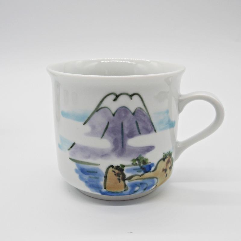 富士山のカップ【7】