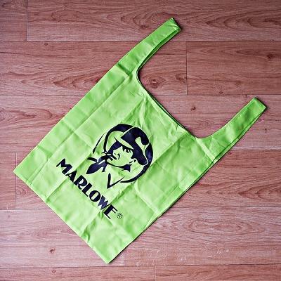 エコバッグ(緑)