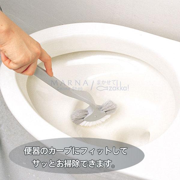 トイレブラシ (スマート トイレブラシ専用 替えブラシ) Q763