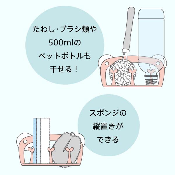 fioria スポンジホルダー ワイド K640