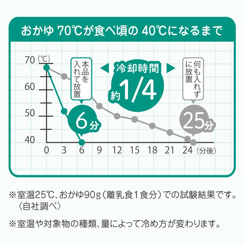mb 早く冷ませる 離乳食クーラー【SALE!】 K726