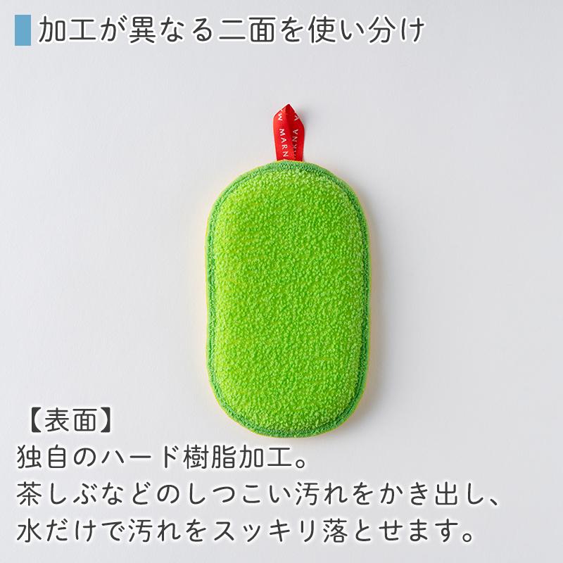 これは使える!食器洗いスポンジ K005