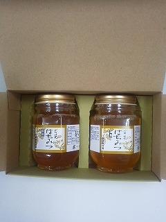 養蜂家・松野さんが採った国産百花蜂蜜 400g×2本【送料無料(一部地域を除く)】