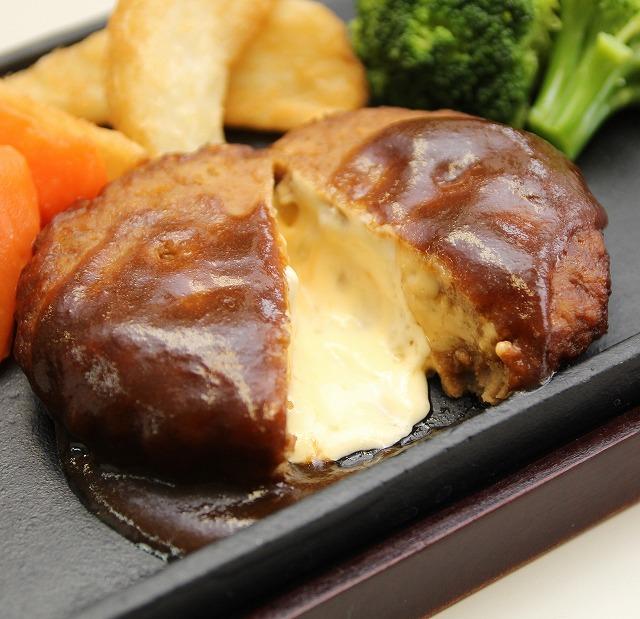 とろけるチーズハンバーグ 1.2kg【送料無料】