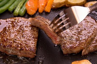お得用 柔らかサーロインステーキ(牛脂注入加工肉) 1�【送料無料(北海道・沖縄・離島不可)】