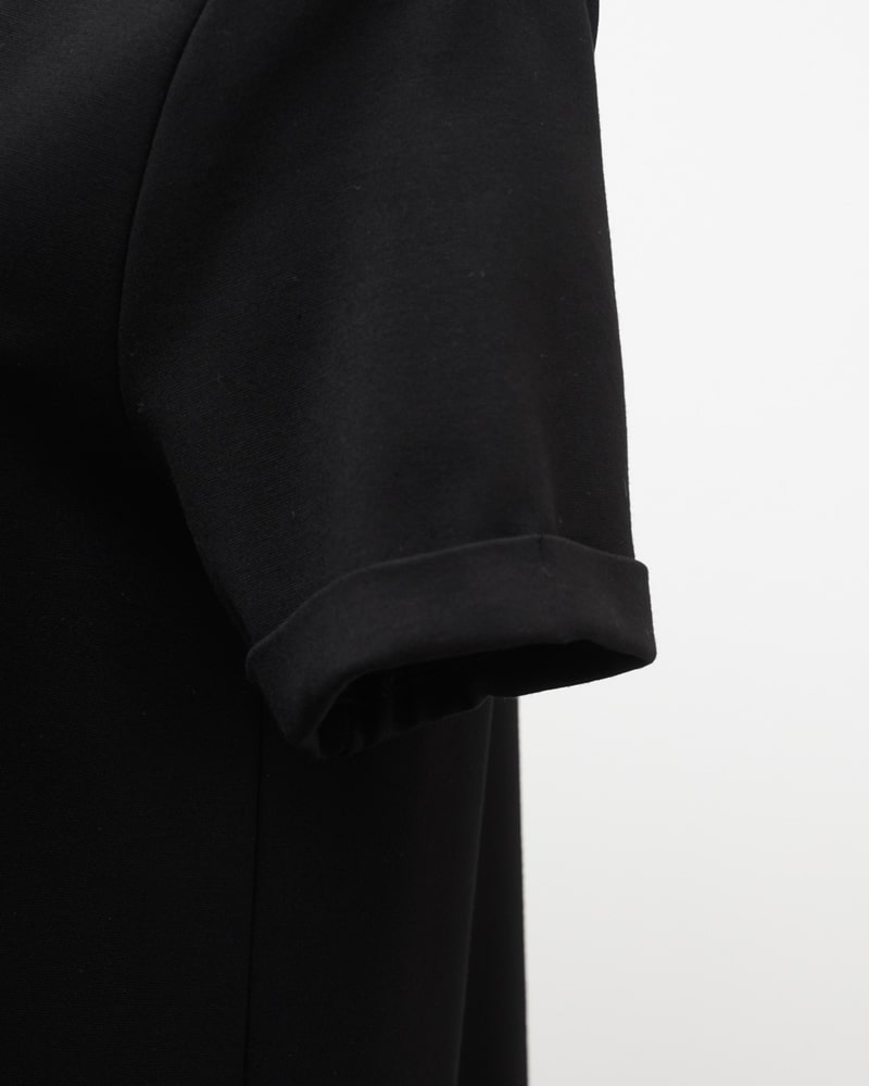 《再販》shoulder button taffeta onepiece