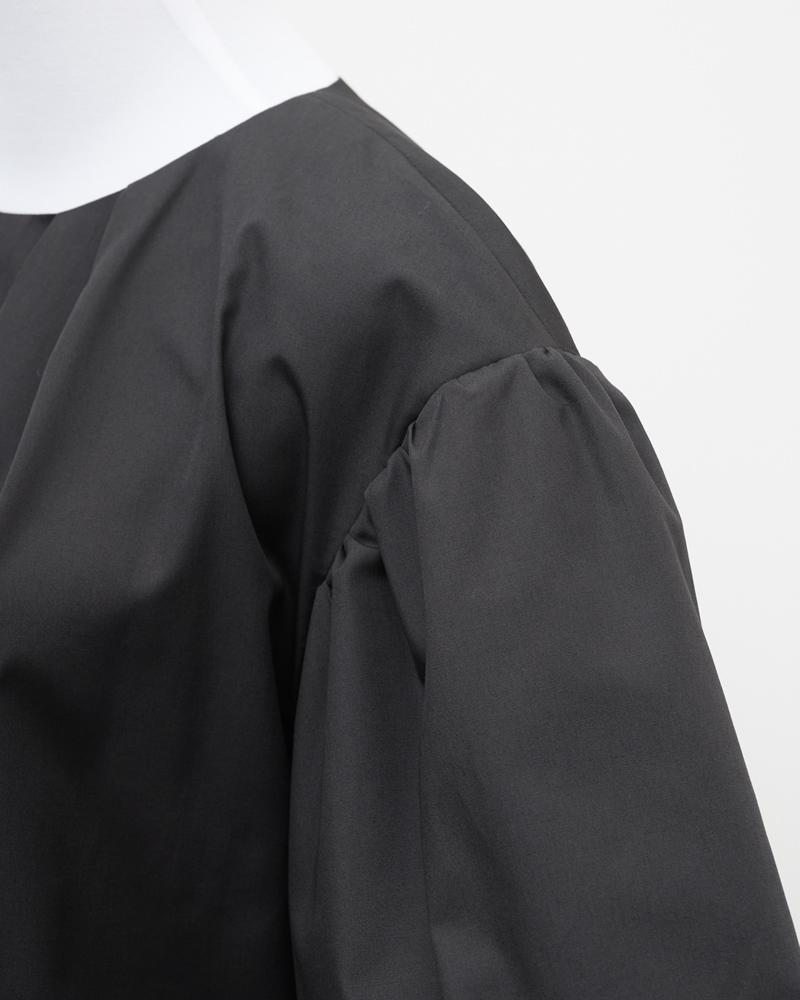 volume puff sleeves onepiece