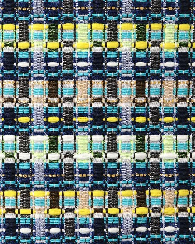 【final mark down sale50%OFF】back zip A-line tweed skirt